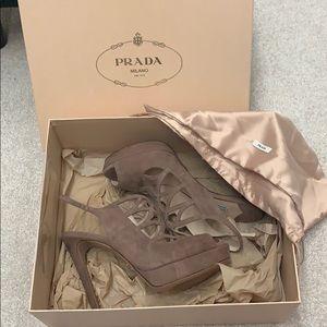 Authentic New Prada Sandals